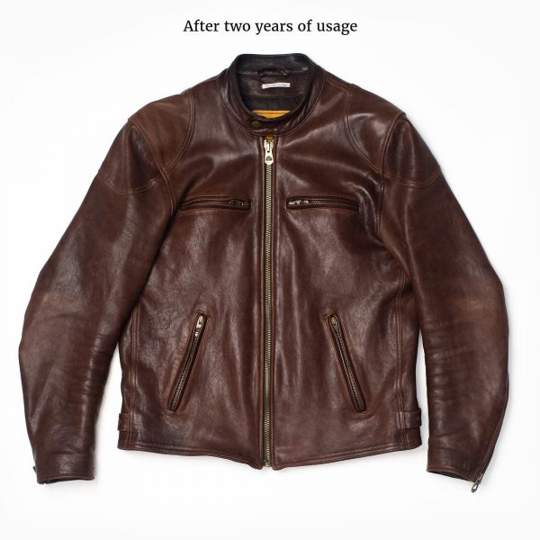 shangri-la-heritage-cafe-racer-brown-lambskin-jacket-still-life-new-front-used