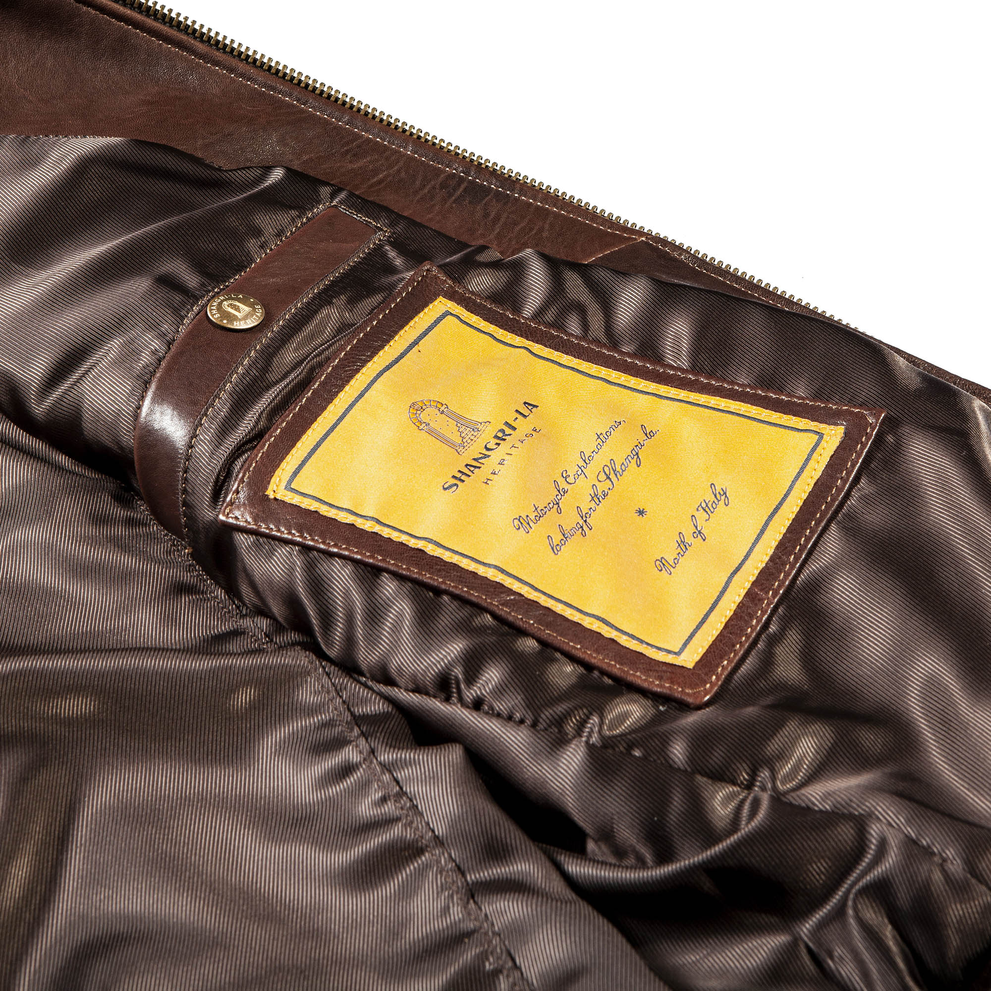 shangri-la-heritage-cafe-racer-brown-lambskin-jacket-still-life-pocket-label