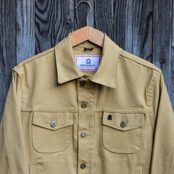 shangri-la-heritage-single-rider-tan-canvas-jacket-still-life-front-top
