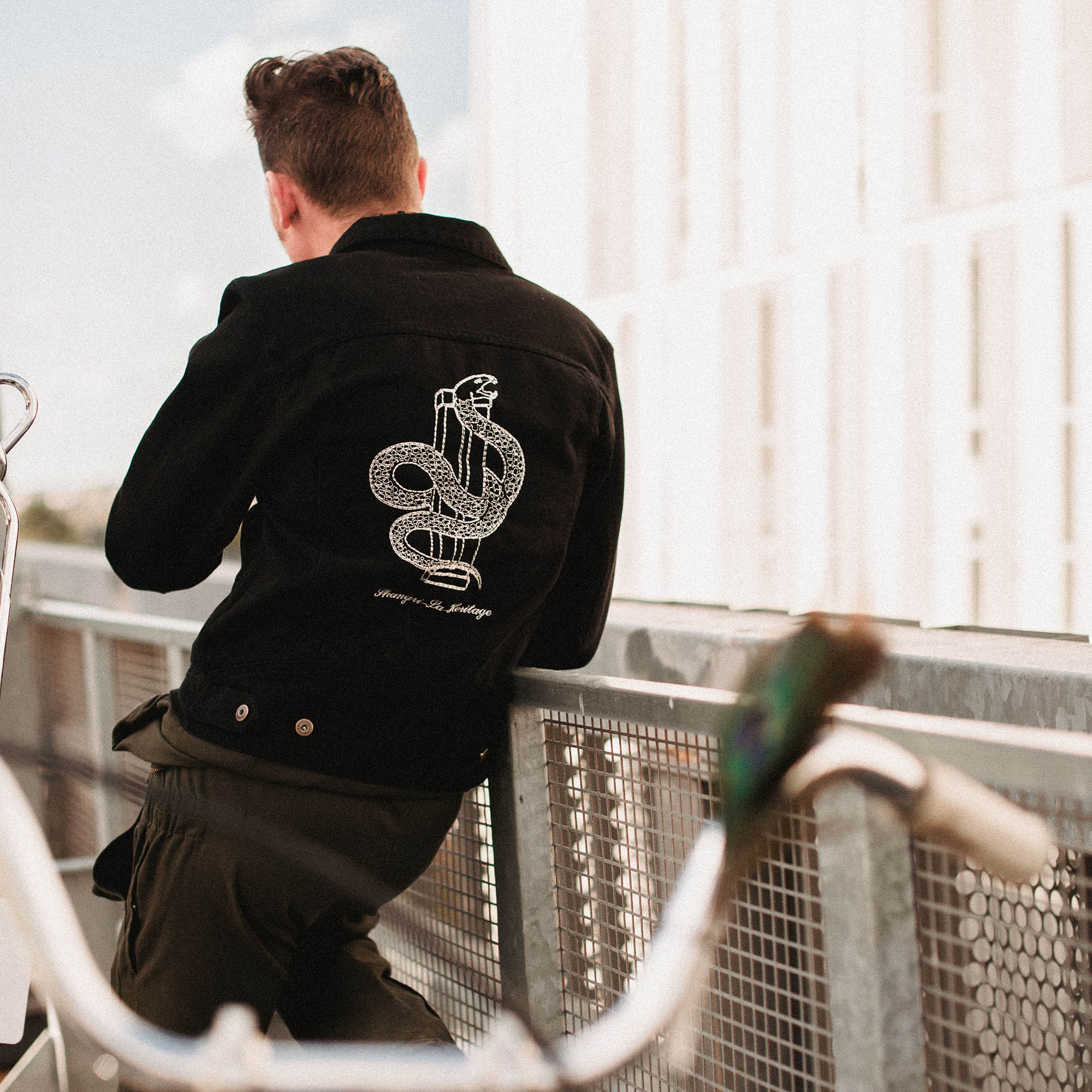shangri-la-heritage-new-single-rider-sapientia-black-canvas-jacket-lifestyle-2