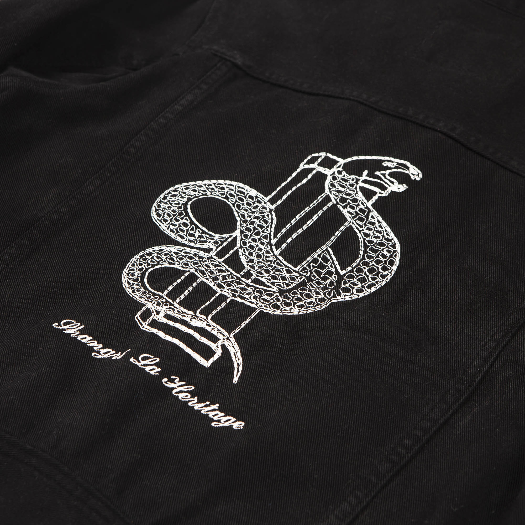 shangri-la-heritage-new-single-rider-sapientia-black-canvas-jacket-still-life-embroidery-detail