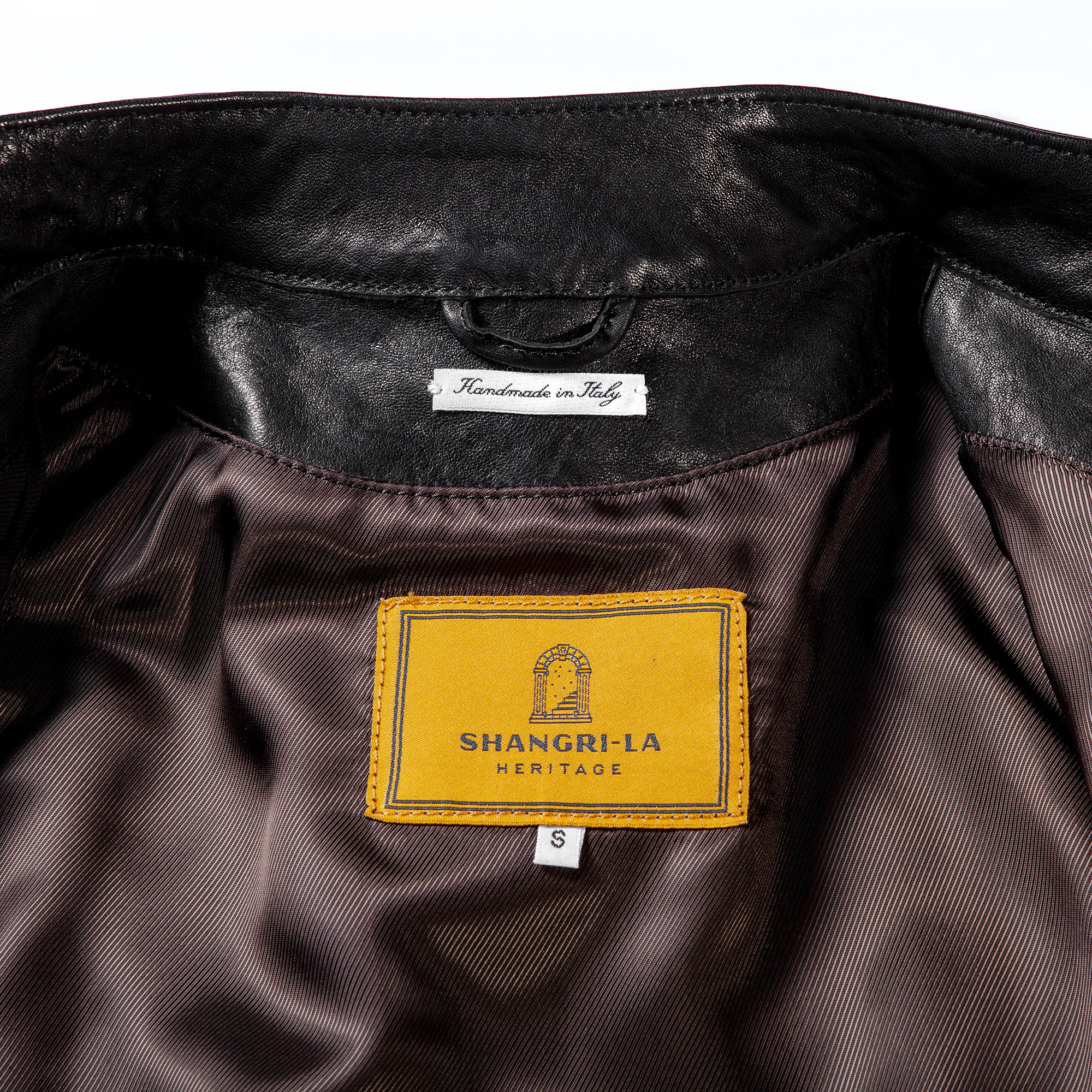 shangri-la-heritage-cafe-racer-black-lambskin-jacket-still-life-label