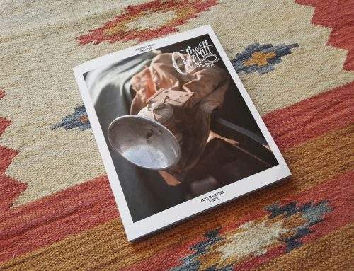 THE OVERALL MAGAZINE – Sixth Issue
