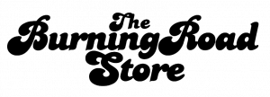 burning road store logo
