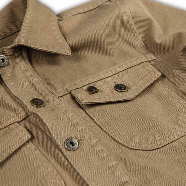 shangri-la-heritage-new-single-rider-army-green-canvas-jacket-still-life-chest-pocket