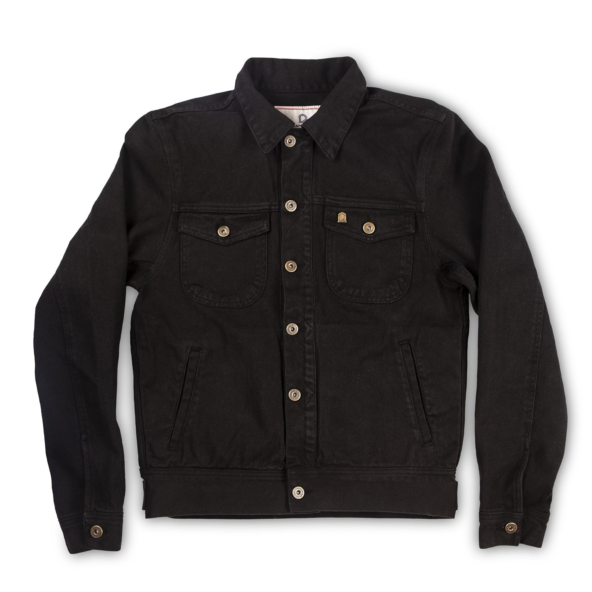shangri-la-heritage-new-single-rider-black-canvas-jacket-still-life-front