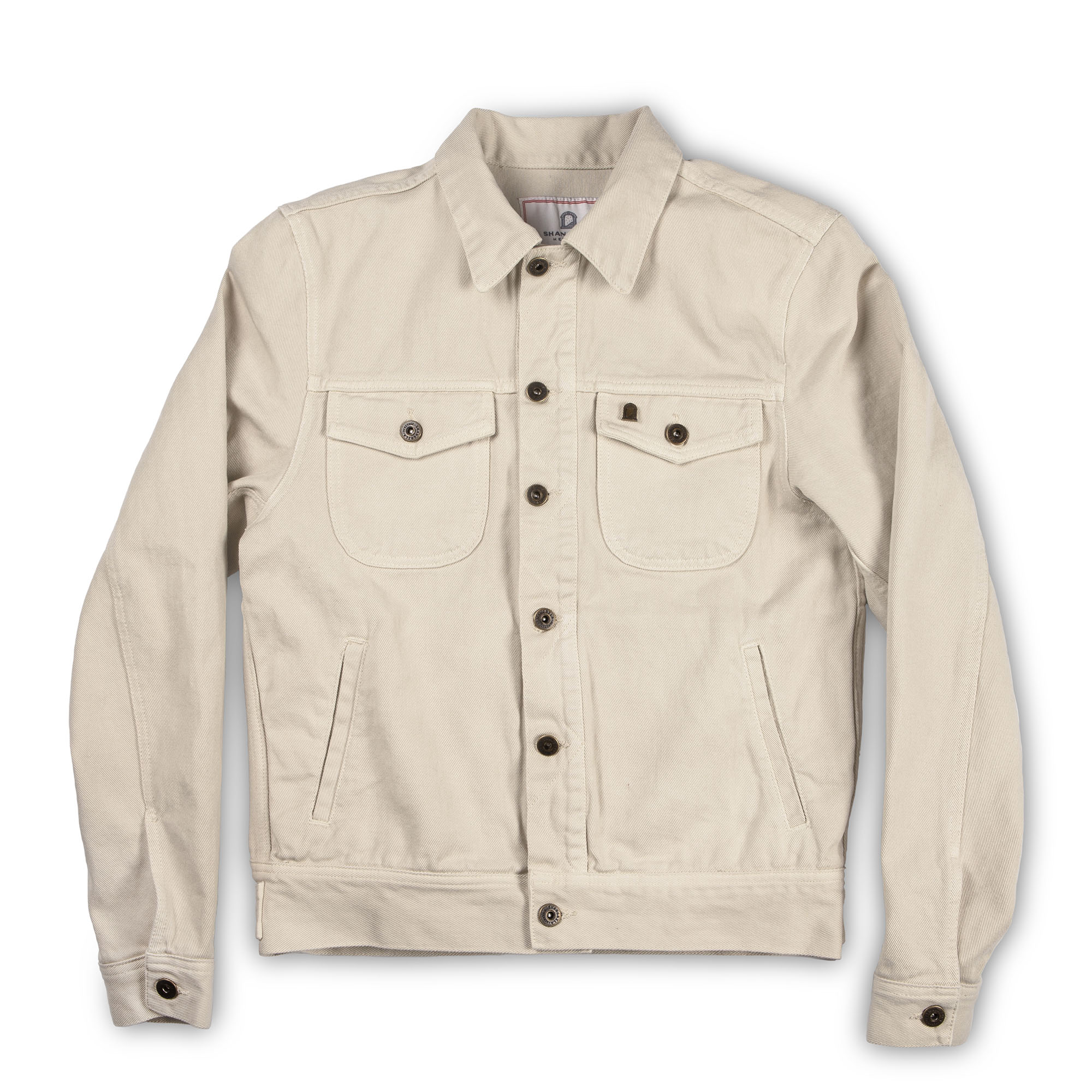 shangri-la-heritage-new-single-rider-ivory-canvas-jacket-still-life-front