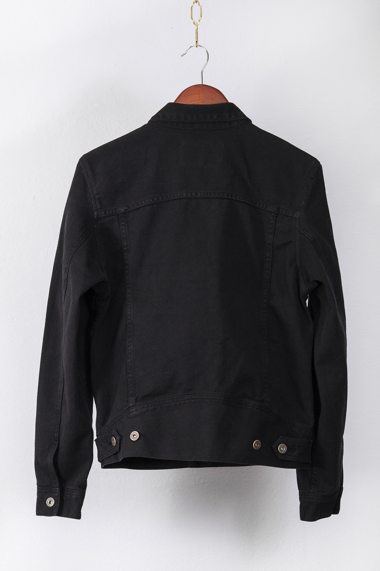 shangri-la-heritage-single-rider-black-canvas-jacket-still-life-back