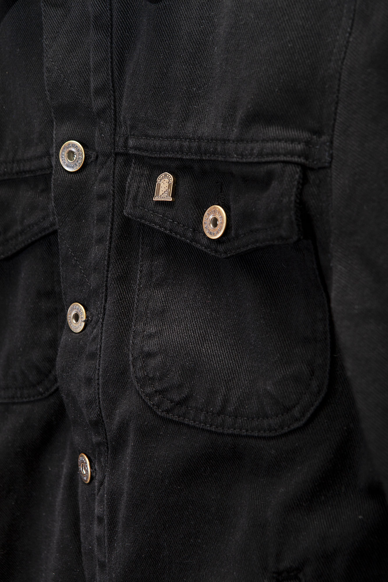 shangri-la-heritage-single-rider-black-canvas-jacket-still-life-detail