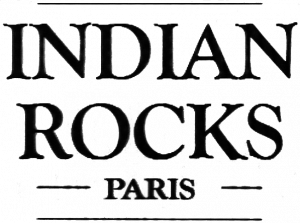 indian rocks paris logo