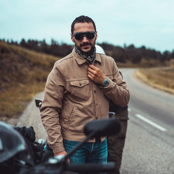 shangri-la-heritage-new-single-rider-winged-wheel-army-canvas-jacket-lifestyle-4