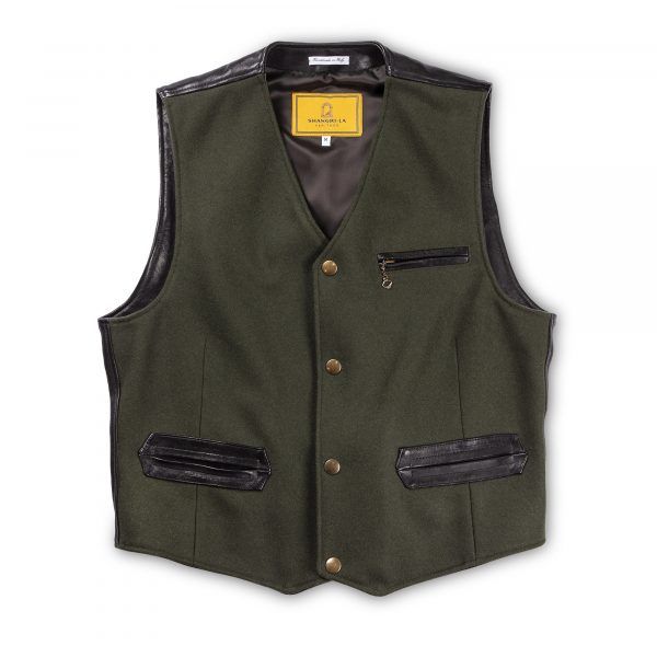 shangri-la-heritage-mandriano-forest-green-wool-vest-still-life-front