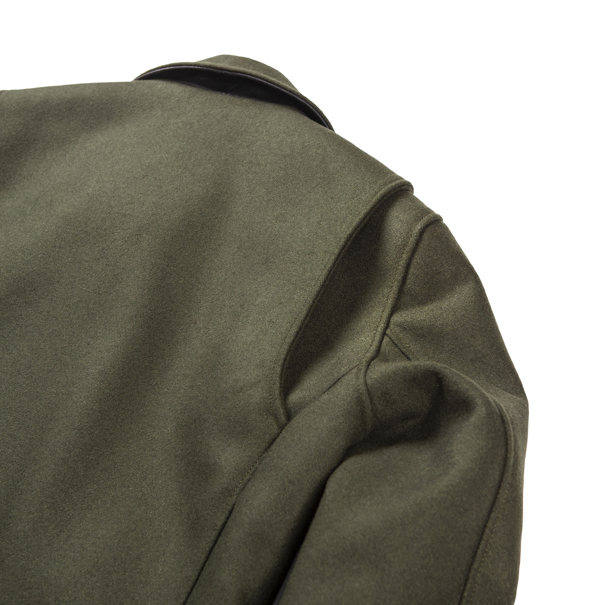 shangri-la-heritage-varenne-forest-green-wool-jacket-still-life-back-detail