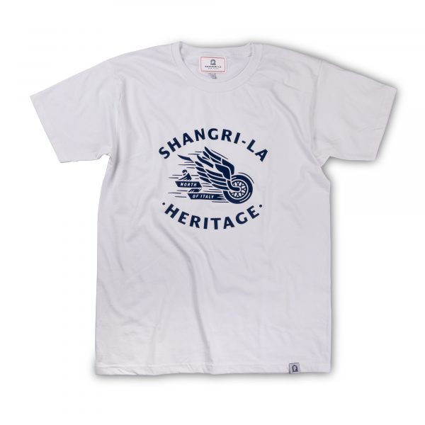 shangri-la-heritage-winged-wheel-white-tee-blue-print-front