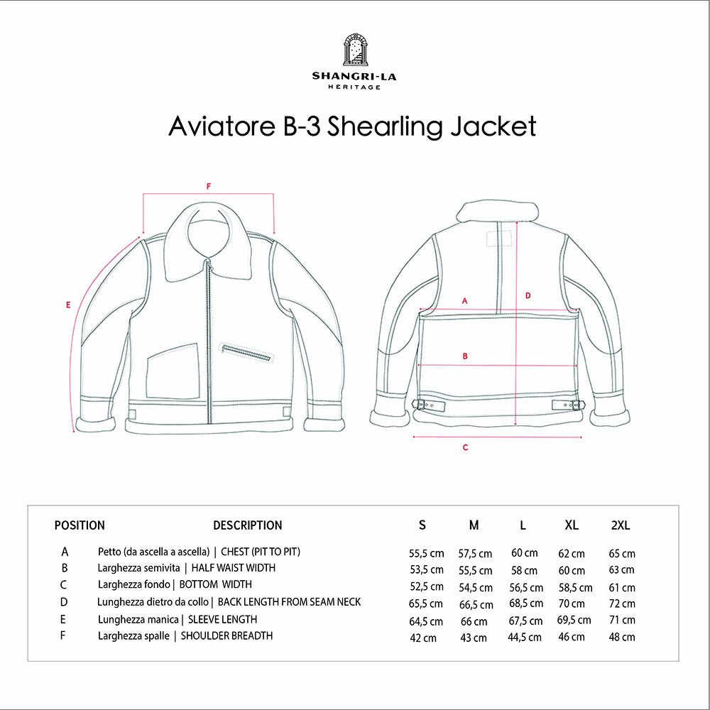 shangri-la-heritage-aviatore-b-3-shearling-sheepskin-jacket-size-guide-new