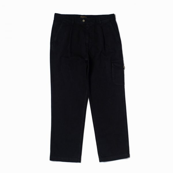 shangri-la-heritage-explorator-black-cotton-twill-pants-still-life-front