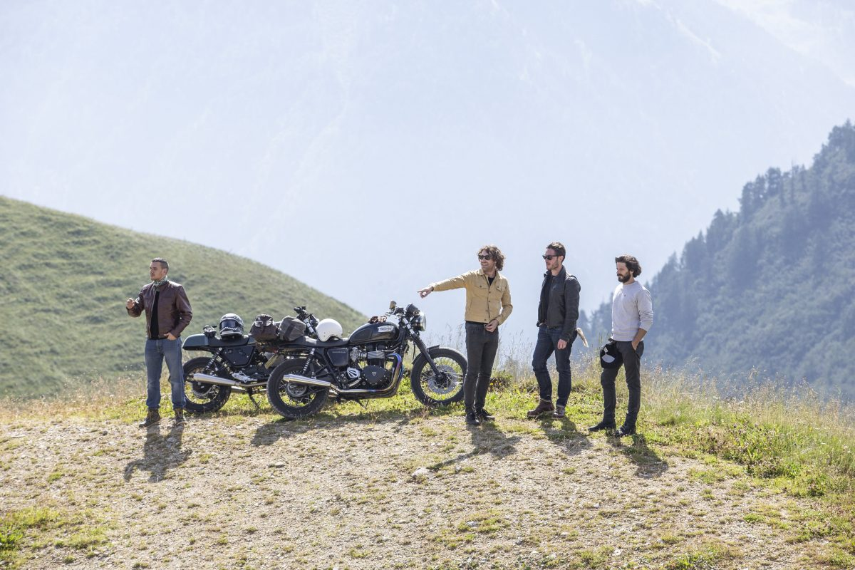 Croce Domini Pass Four Friends One day trip in North of Italy Shangri La Heritage