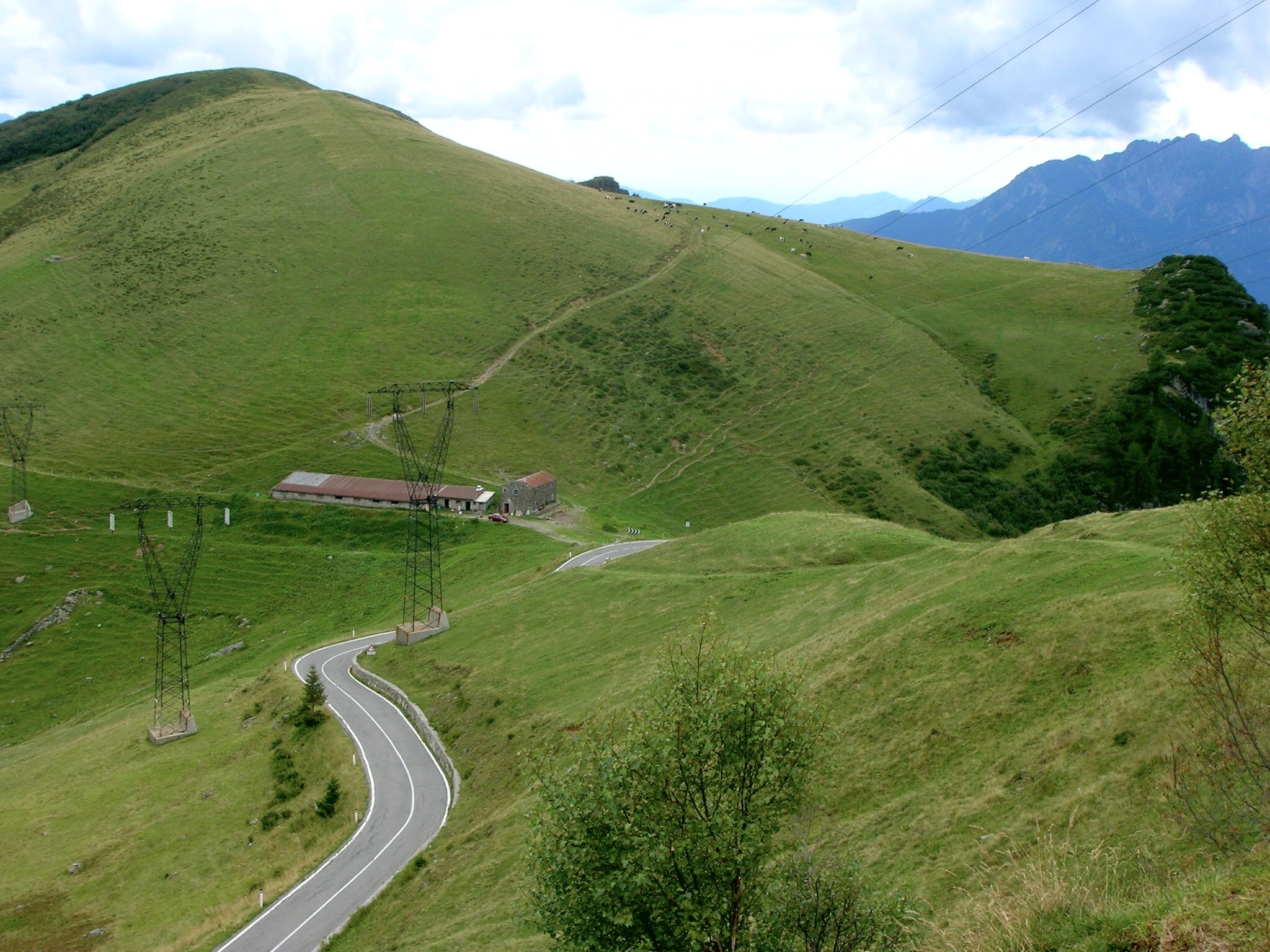 San Marco Pass Shangri La Heritage Two Day Trip in The North of Italy
